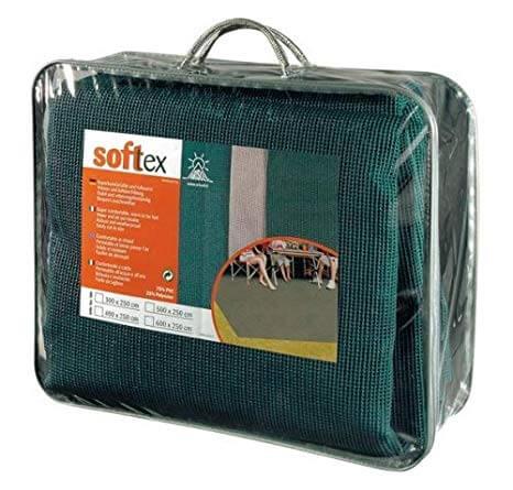 Τάπητας Arisol softex Πράσινος 250 x 600